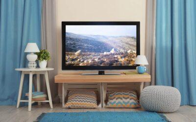 Cómo elegir el mejor mueble para televisión