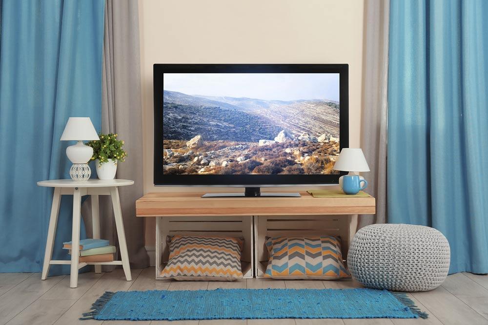 elegir el mejor mueble para television
