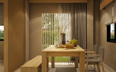 Tendencias de decoración con muebles de madera